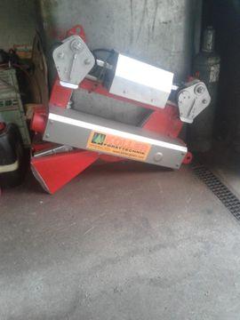 Koller Laufwagen 2,5 Tonnen mit Fahrtwendeschaltung