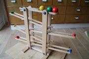 Trihorse Kugelbahn MAXI aus Holz