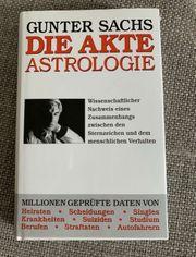 Die Akte Astrologie Günter Sachs