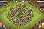 Clash of Clans CoC Rh9