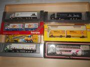 HERPA LKW - und Sondermodelle