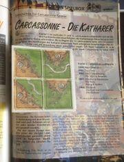 Carcassonne Katharer Leipzig Preise in