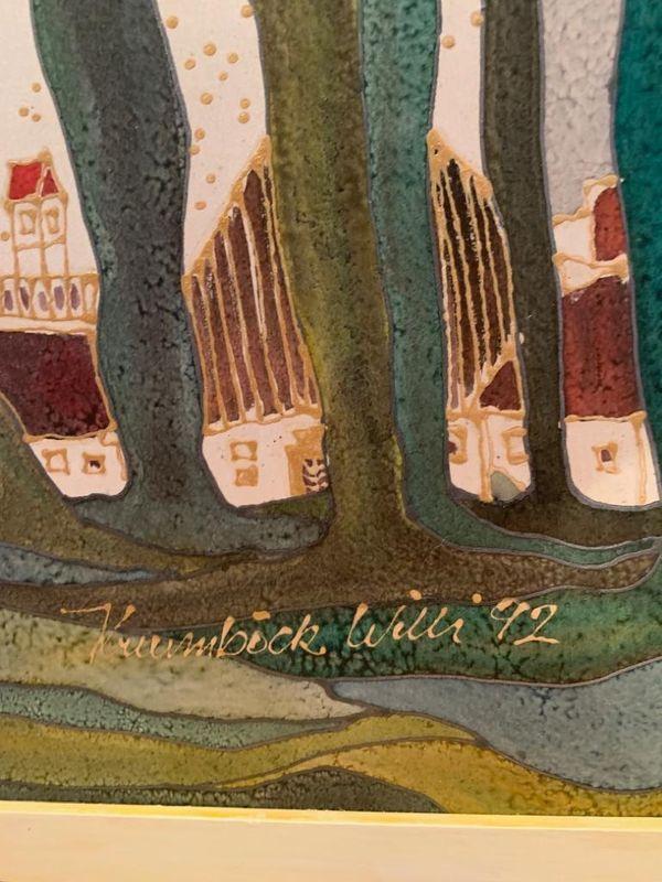 Bild von Künstler Krumböck