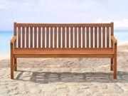 Gartenbank Holz 180 cm TOSCANA