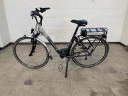 SAXONETTE Touring Damen E-City-Bike 28
