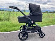 Kinderwagen Teutonia BeYou Elite