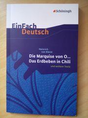 Einfach Deutsch Die Marquise von