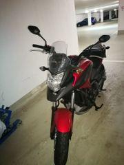 Motorrad Honda NC750XA