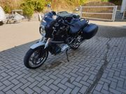 BMW R1200R Classic Motorrad kein
