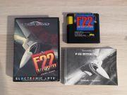 Sega Mega Drive Spiel F22