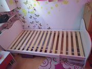 Kinderzimmer inkl mitw Bett Nachttisch
