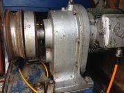 Elektrim-Getriebemotor 5 5 kW Bauform