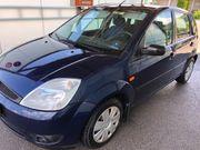 Ford Fiesta Diesel NUR HEUETE