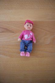 BabyBorn my mini Puppe Zapf