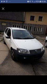 Fiat Punto Benzin und Gasantrieb