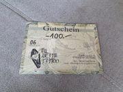 Tattoo Gutschein 100