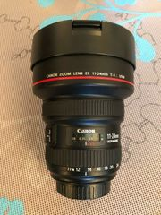Canon EF 11-24 mm F4