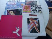 Verschiedene LP s