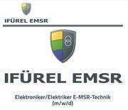 Elektroniker Elektriker E-MSR-Technik m w