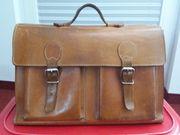Herren Aktentasche Vintage