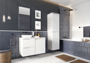 Badmöbel NICEA 1 weiß Badezimmerschranke
