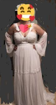 traumhaftes Brautkleid gr 46 boho