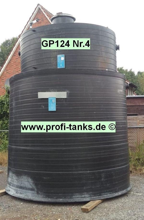 P124 gebrauchte 15 000 L