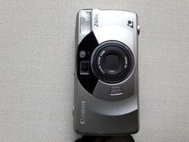 Foto und Zubehör - Pocketcamera Canon Z60ix analog