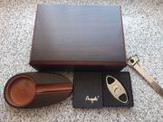 Zigarren Humidor Set