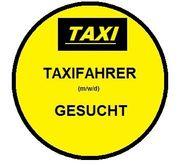 Taxifahrer w m d gesucht