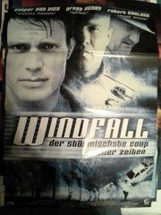 Orginal Film Plakat A1 Windfall