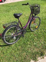 Damen Fahrrad 26 Zoll Markenrad