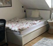 IKEA- Bett mit Lattenrost super