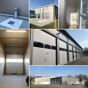 XL Garage für Wohnmobil o