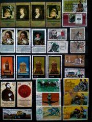 DDR Briefmarken Sammlung