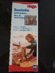 Haba Bausteine Ergänzung zur Kugelbahn