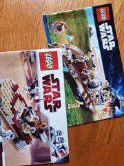 Lego Star Wars 7929 und