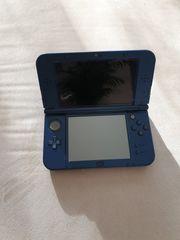 NINTENDO 3DS XL BLAU