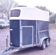 Schmidt 2-Pferdeanhänger XL für 2