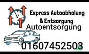 Gratis Autoverschrottung mit Express Abholung