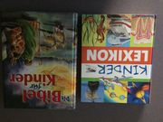 Kinderlexikon und Kinderbibel