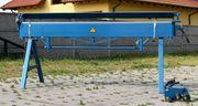Biegemaschine 2140mm 1 2 Abkantbank