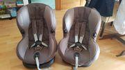 Kindersitze Zwillinge