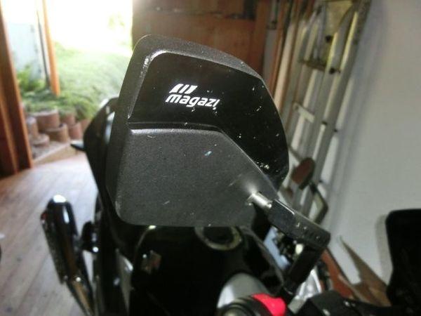 Magazi Motorrad Spiegel
