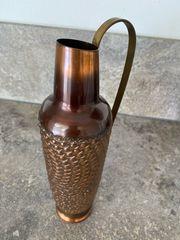 Vase aus den 60ern Messing