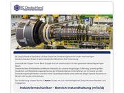 Industriemechaniker - Bereich Instandhaltung m w