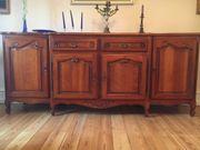 Hochwertiges Esszimmer Tisch Stühle Sideboard