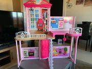 Barbie Traumhaus mit Zubehör