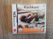 Nintendo DS Kochkurs