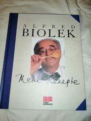 Alfred Biolek Kochbücher wie neu